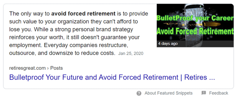 what does forced retirement mean, what is forced retirement, forced retirement, age discrimination, older workers, involuntary job termination,downsizing,involuntary job separation